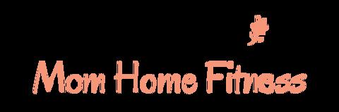 Tonie Lough, Mom Home Fitness logo